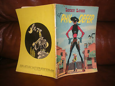 Lucky Luke N°8 Phil Defer - Edition Originale 1956 (Dernier Titre Doxey)