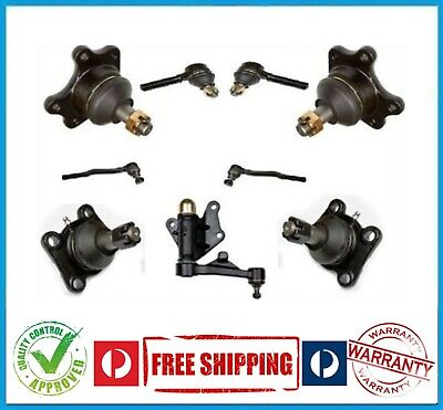Toyota Hilux 4X4 97-05 Ball Joint, Tie Rod End, Idler Arm Kit