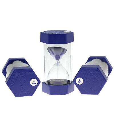tink n stink Large Sand Egg Hourglass Timer 5 Minute SEN ADHD ASD