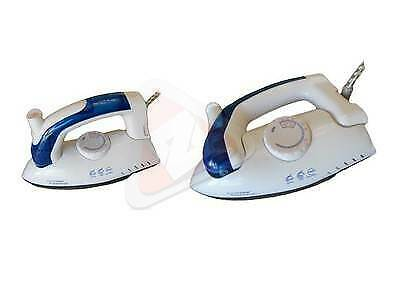 New Ultra Compact Folding Handle Worldwide Use Steam & Dry Mini Travel Iron