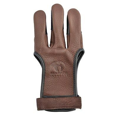 BEARPAW Archery Shooting Glove Deer skin RH/LH