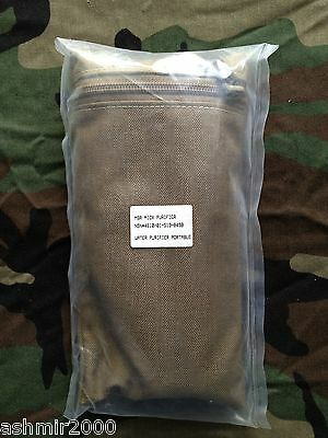 USMC MSR MIOX WATER PURIFIER New SURVIVAL - Military Water Treatment System