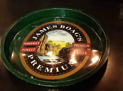 Collectable James Boag's Preimium Drink Tray