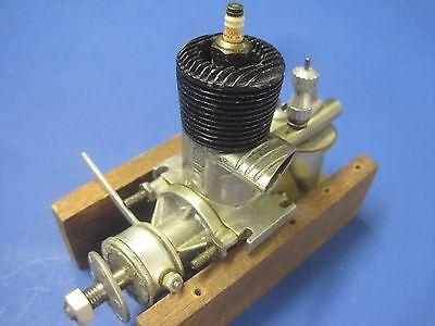 O&R 23 IGNITIONGAS POWERED VINTAGE MODEL AIRPLANE MOTOR