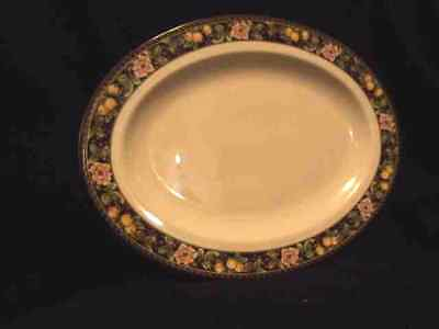 "ROYAL DOULTON PLATTER ""CHELSEA GARDEN"" OF ENGLAND T.C.1179 FINE CHINA"