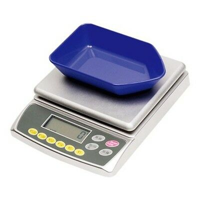 Cash Counting Digital Coin Counter EHC with Scoop - Simple Coin Scale