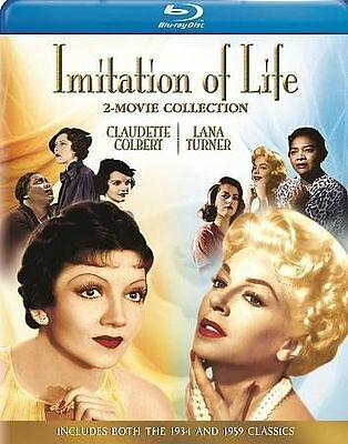 Imitation of Life - Two Movie Collection (Blu-ray Disc, 2015)
