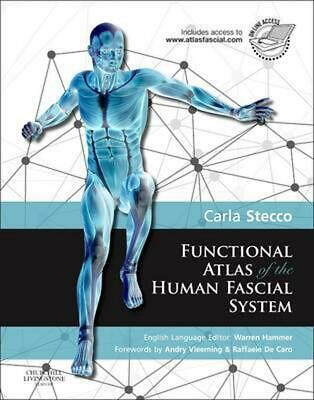 Functional Atlas of the Human Fascial System by Carla Stecco (English) Hardcover