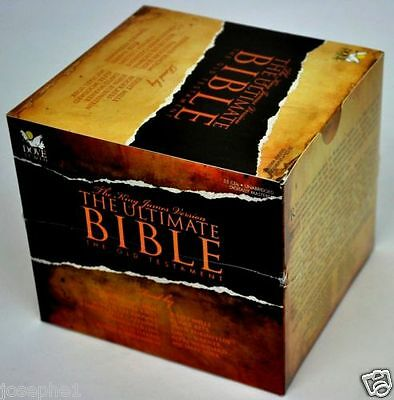 UNABRIDGED on 55 Audio Cds THE BIBLE THE OLD TESTAMENT Read by JULIET MILLS more