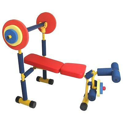 Redmon Fun and Fitness for kids - Weight Bench - 9204