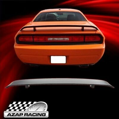 2008-2015 ABS OE Style Rear Trunk Spoiler Wing Deck Lid for Dodge Challenger