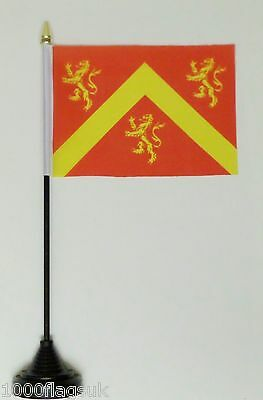 Anglesey County Table Flag