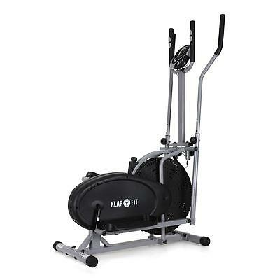 Cyclette Ellittica Stepper Klarfit Ellittica Advanced Cross Trainer Palestra