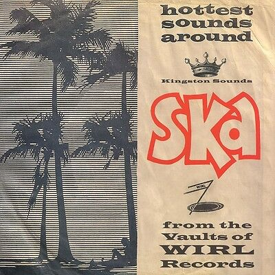 Skatalites SKA FROM THE VAULTS OF WIRL RECORDS Best Of 14 Songs NEW VINYL LP