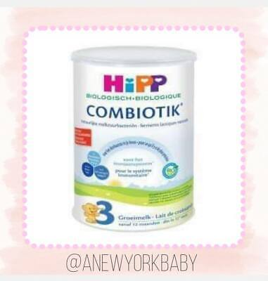 1 Can HiPP Organic Combiotic Growing Up Milk - Stage 3 Dutch Version - 900g