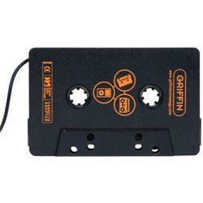 Griffin Car Audio Tape Cassette Adaptor for iPhone iPod