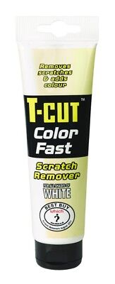 T-Cut Color Fast Scratch Remover White 150g CSW150
