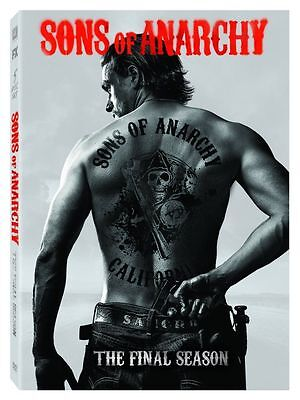Sons of Anarchy: Season 7 NEW ! The Final Season PRE Order Ships on  2/24/2015