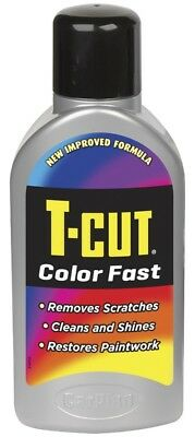 T-Cut Color Fast Silver 500ml - CMW009 -Cleans Shines and restores