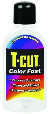 T-Cut Color Fast White 500ml - CMW001 -Cleans Shines and restores