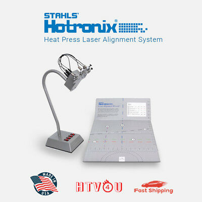 Stahls Hotronix Heat Press Laser Alignment System KIT 3-1298
