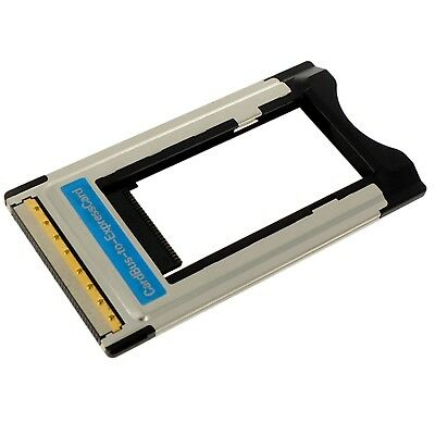 Laptop Express Card ExpressCard/34mm Slot to PCMCIA PC Cardbus Adapter USB