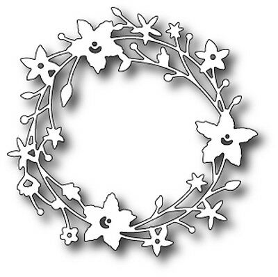 Memory Box Craft Die Catalina Wreath 98189