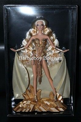 The Blonds Blond Gold Barbie Doll Gold Label NRFB