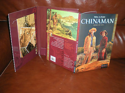 Chinaman Tome 6 Freres De Sang - Edition Originale 2002 Sous Emboitage