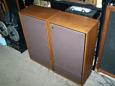 """Tannoy Cheviot 12"""" HPD/315/8  Dual Concentric Speakers, reconed last year"""