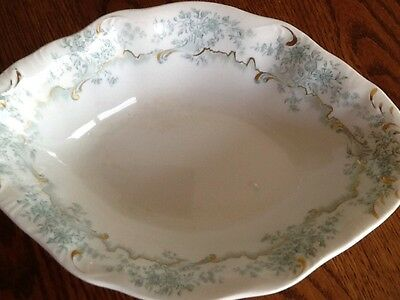 Oval Bowl W. H. Grindley & Co. ENGLAND