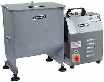 Uniworld TC12E-MMX02 Combination Electric Meat Grinder and Meat Mixer