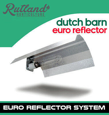 Euro Reflector - Grow Light 600w  Dutch Barn - for Tent Kit  Cheap