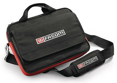 """FACOM TOOLS BS.PC15 15"""" LAPTOP BAG fits onto handle of Roller Tool Bag"""