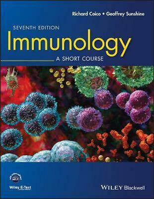 Immunology - a Short Course by Richard Coico Paperback Book (English)