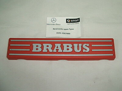 Genuine Smart 451 Fortwo Brabus Fuel Rail Engine Cover A1320100067 NEW