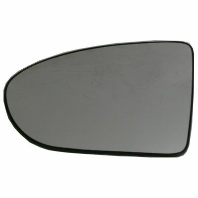Left passenger side Wing mirror glass for Nissan Qashqai 2006-2013 Heated