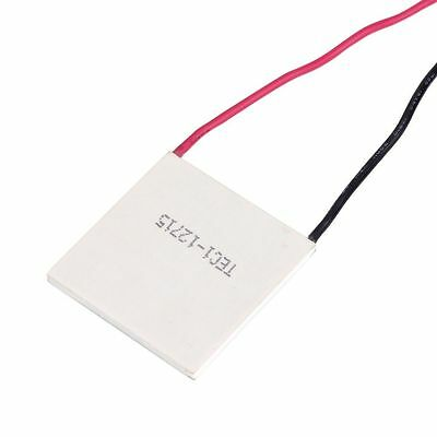New TEC1-12715 TEC Thermoelectric Cooler Peltier 12V 231W 40mm Plate CPU