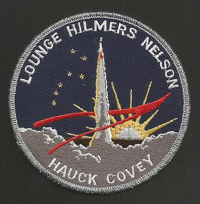 Discovery Sts-26   Space Patch 4 Inches