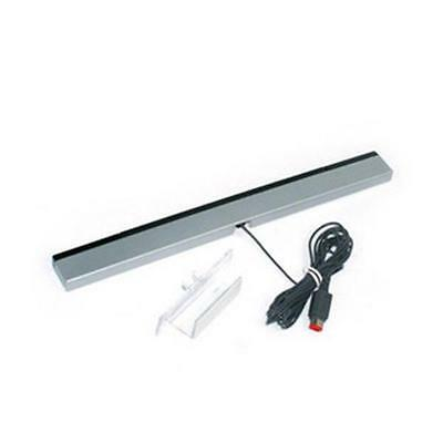 New Wired Remote Sensor Bar Infrared Ray Inductor Adapter For Wii Controller