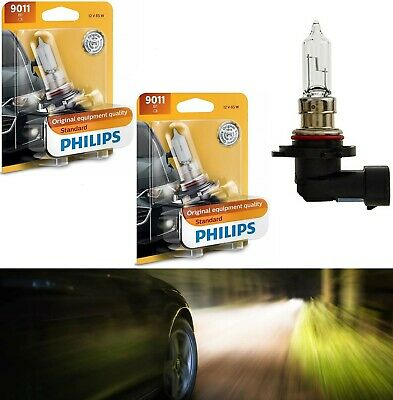 Philips Standard 9011 HIR1 65W Head Light Bulb Halogen Replacement High Beam OE