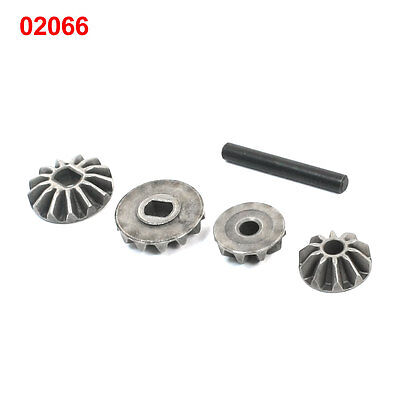 RC 1:10 Model Car Truck Parts 02066 Diff. Pinions + Bevel Gears + Pin Set