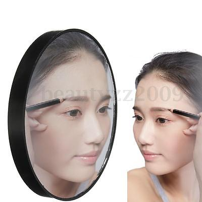 10X Magnifying  Specchio Mirror Cosmetic Compatto Make Up Suction Cup Ventosa