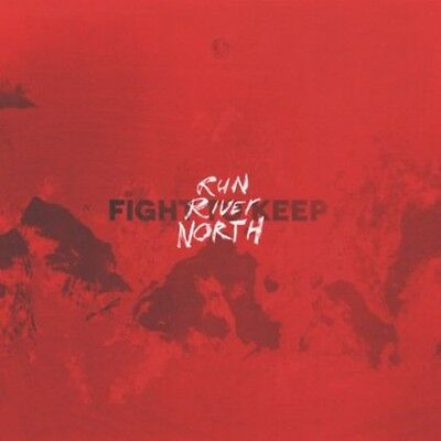 Fight To Keep - Run River North (2013, Vinyl New) 7 Inch