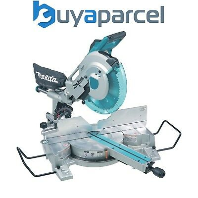 Makita LS1216 110 Sliding Compound Mitre Saw 305mm with Dust Bag