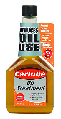 Carlube Oil Treatment Protects Petrol & Diesel Engines 300ml QOT300