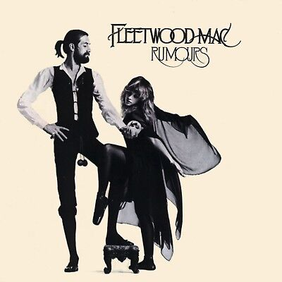 "FLEETWOOD MAC..  ""RUMOURS"".. Iconic Album Cover Poster A1 A2 A3 A4 Sizes"