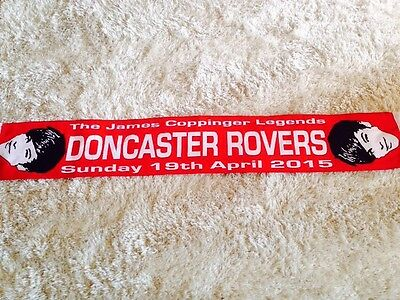 Football Scarf, Doncaster, Louis Tomlinson, One Direction