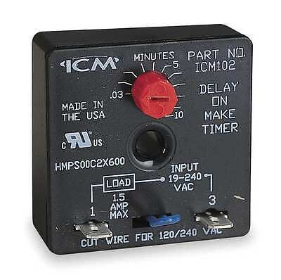 *NEW* ICM ICM102  Relay Time Delay  -  FREE SHIPPING!!