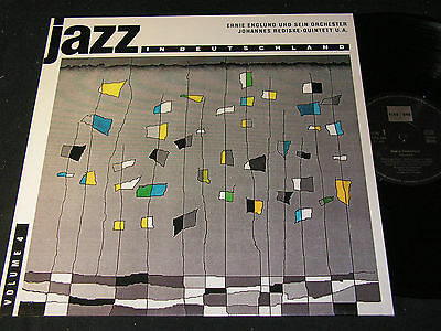 JAZZ IN DEUTSCHLAND vol.4 Rediske, Brom.../ post DDR LP'91 DSB BLUESONG  0775034